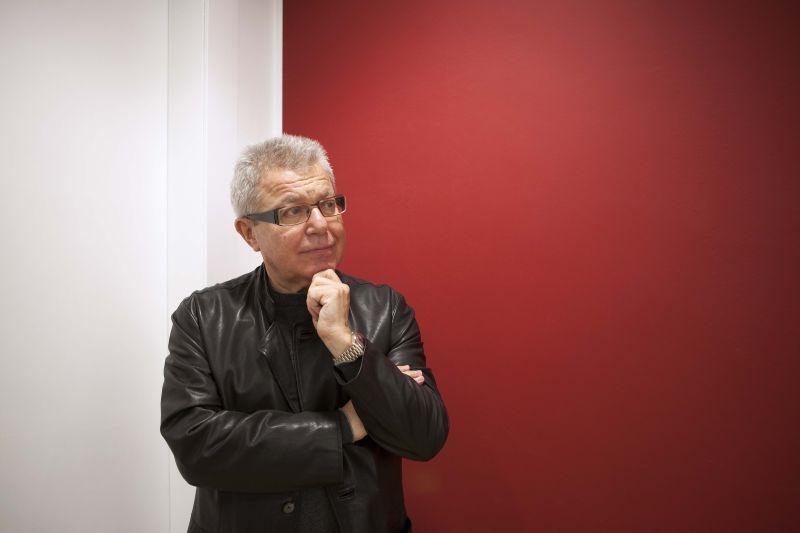 Libeskind's portrait01 _Davide Pizzigoni