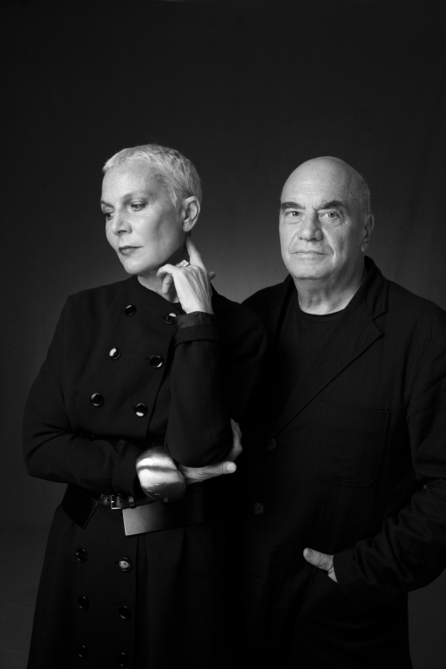 Massimiliano and Doriana Fuksas1 _Fabio Lovino