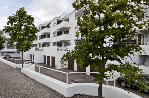 BELLAVISTA, Klampenborg, Denmark