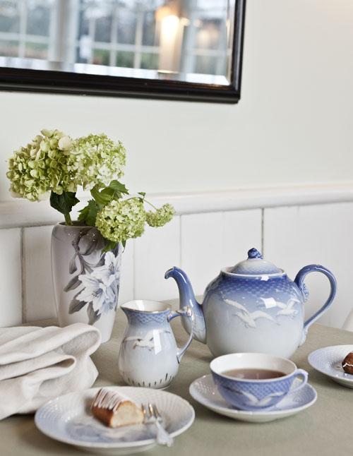 Tea Time, Antik & Auktion 2014