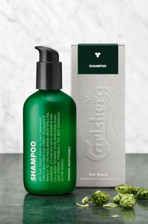Carlsberg_Beer_Beauty_Shampoo
